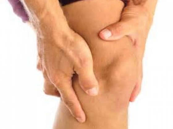 No image description provided for Arthritic Knees Exact A Painful Toll.