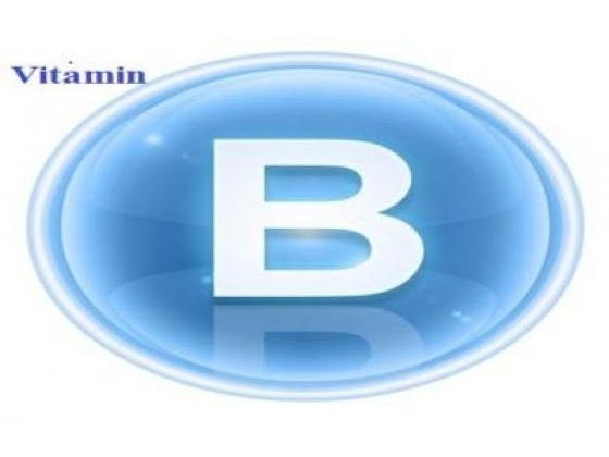 Image of a B sign.
