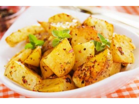 No image description provided for Flavorful Roasted Potatoes.
