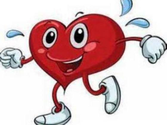 Heart image animation