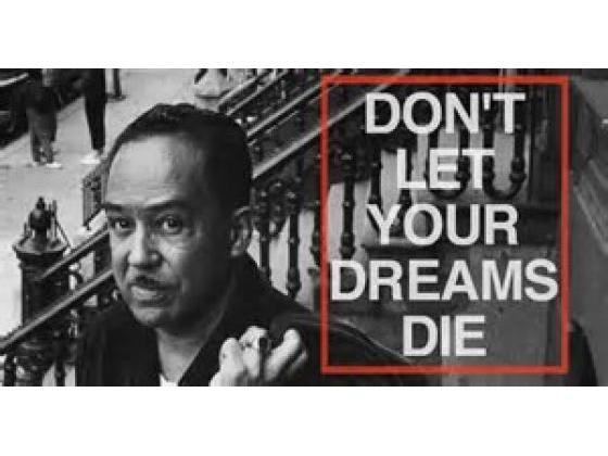 Image of Langston Hughes