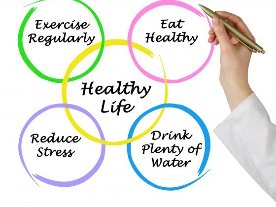 No image description provided for Live Healthier With Best Self-care Choices.