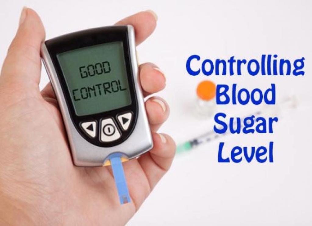Blood sugar mesauring meter