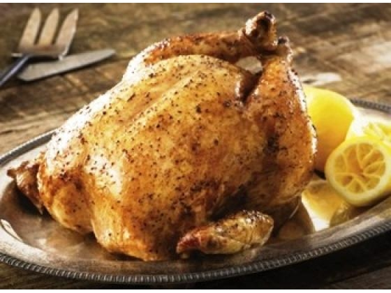 No image description provided for Mouth-Watering  Lemon Baked Chicken.