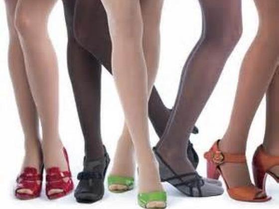 Glamorous feet