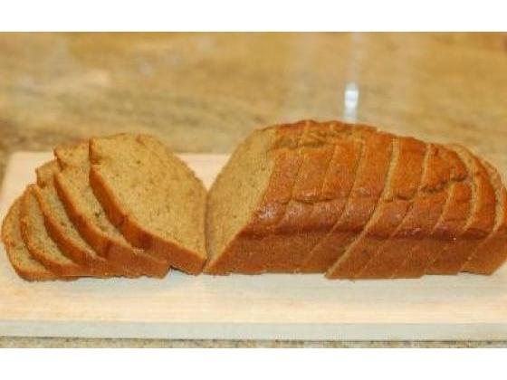 No image description provided for Pumpkin Bread.