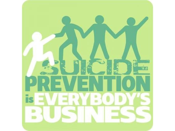 An image of suicide prevention