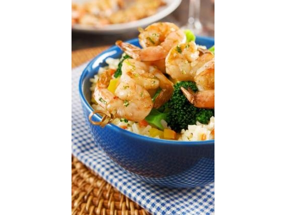No image description provided for Quick Cook Spicy Shrimp Medley.