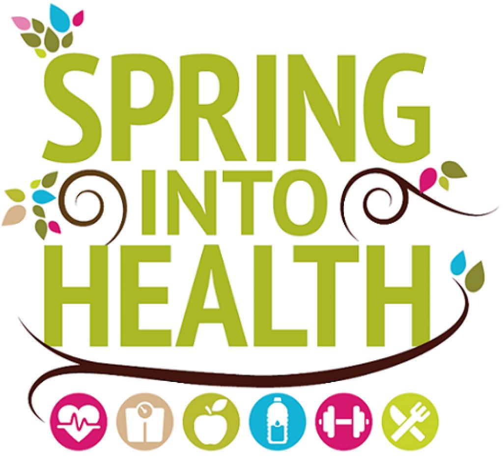 Words of spring into health