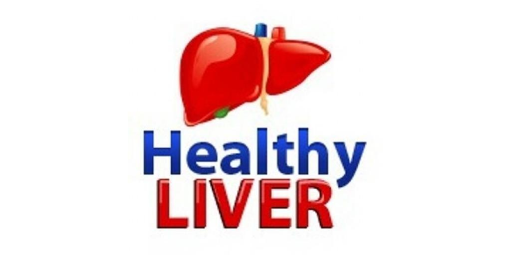 Liver healthy looking