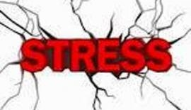 The word stress.